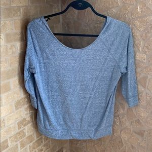 Garage Sweaters - Scoop neck lounge wear